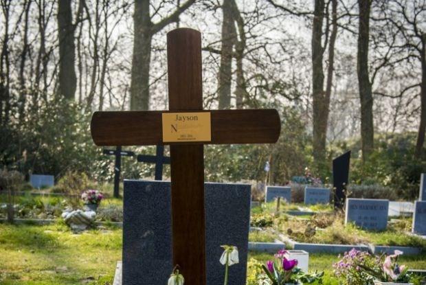 Parket onderzoekt dood baby Jayson