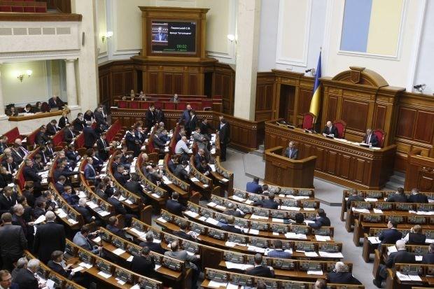 Oekraïens parlement ontbindt parlement Krim