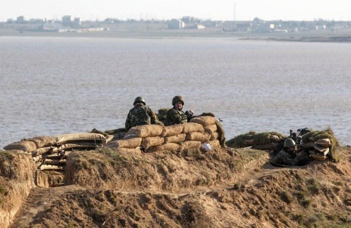 Oekraïne beschuldigt Rusland van militaire invasie in zuidoosten