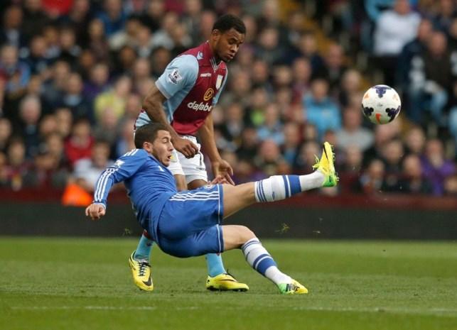 Aston Villa dient Chelsea vierde competitienederlaag toe