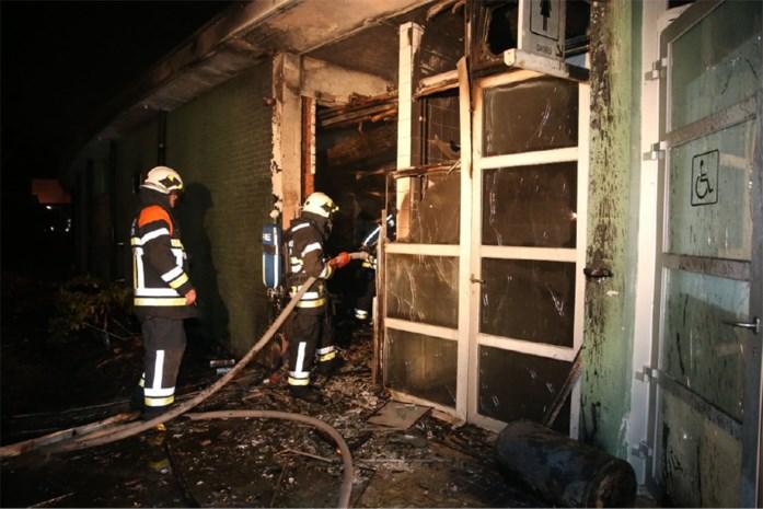 Zware schade na brand in Zilvermeer