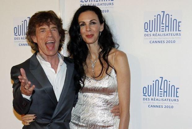 Vriendin van Mick Jagger stapt uit het leven