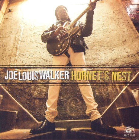 CD: Hornet's nest -  Joe Louis Walker (****)