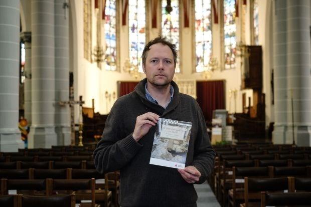 Archeologiebrochure focust op Sint-Martinuskerk