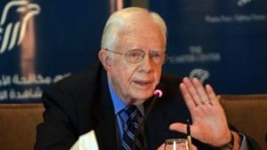 Jimmy Carter vertrouwt e-mail en telefoon niet meer