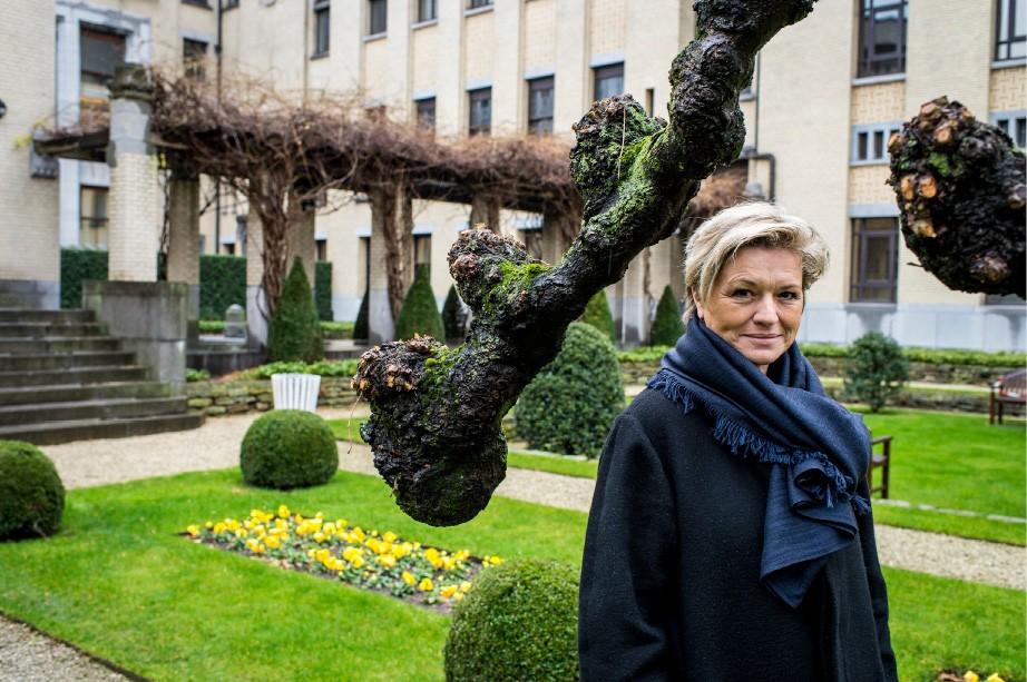 Persoonlijk Antwerpen: Anne Chapelle