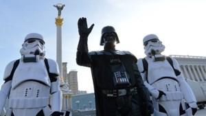 Darth Vader betaalt 165.000 euro en is presidentskandidaat Oekraïne