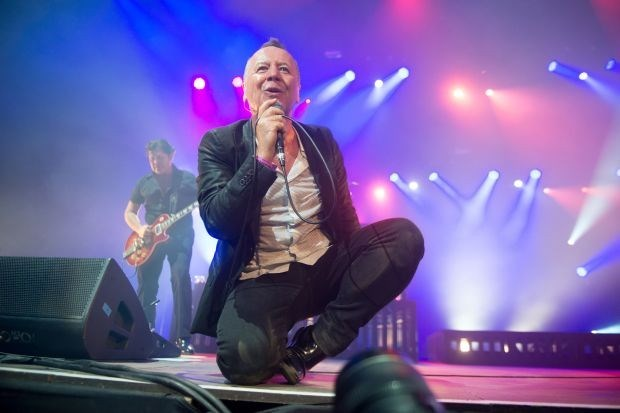 Simple Minds op Suikerrock (video)