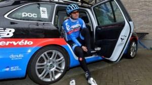 Nick Nuyens start niet in Ronde