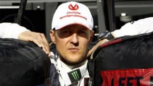 Schumacher toont momenten van bewustzijn