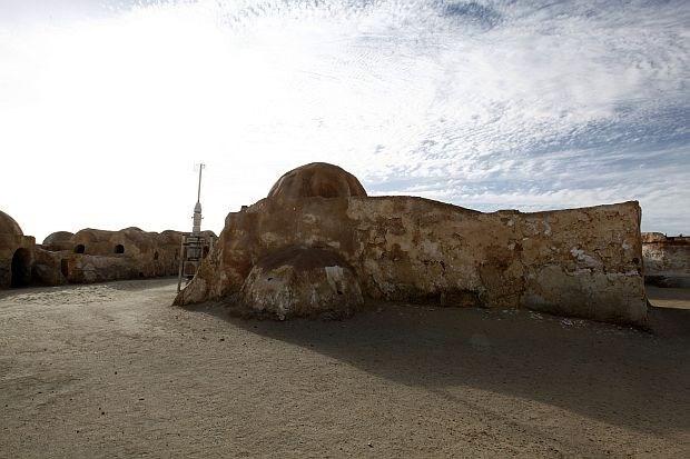 Tunesië lanceert campagne om 'Star Wars'-dorp te redden