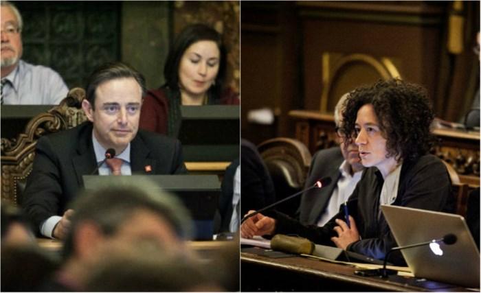 """De Wever: """"Wist niet dat Kherbache ziek was"""""""