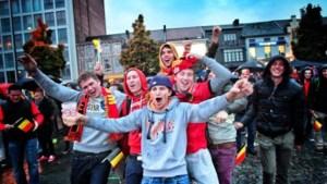 GAS-boetes voor te uitbundige WK-supporters in steden