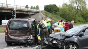Meerdere gewonden bij ongeval op E313