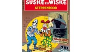 Red Star Line in nieuwe Suske en Wiske
