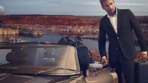 Louis Vuitton vraagt Matthias Schoenaerts ook voor herfst- en wintercampagne