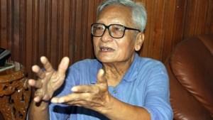 Prominent voorvechter van democratie in Myanmar overleden