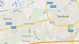 Zwaargewonde na aanrijding tegen container in Vosselaar