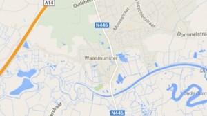 Peuter kritiek na ongeval in Waasmunster