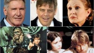Officieel: Ford, Fisher en Hamill keren terug in Star Wars VII