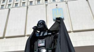 Darth Vader wil burgemeester van Kiev worden