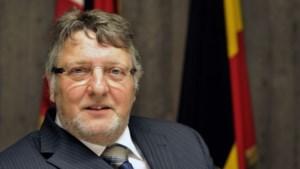 Wagen burgemeester Damme stopte nog kort voor fatale crash