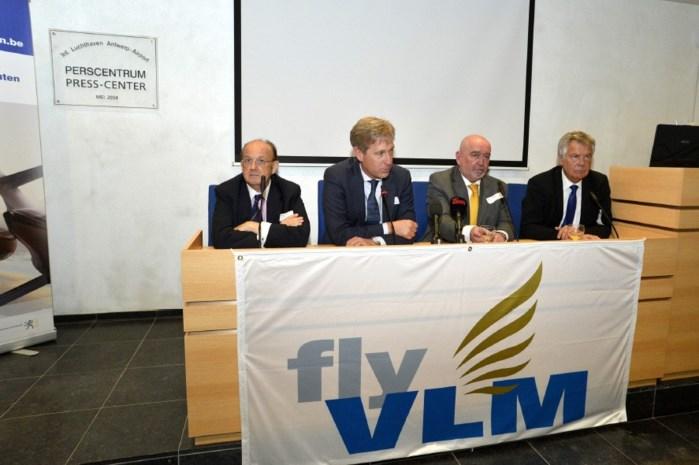 VLM gaat opnieuw onder eigen vlag vliegen