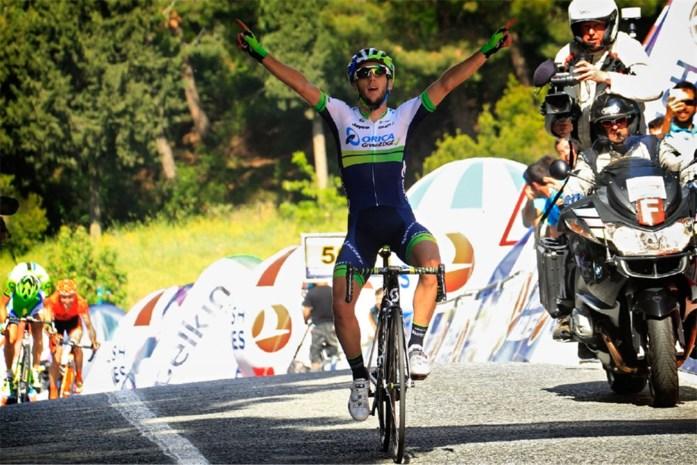 Adam Yates grijpt macht in zesde etappe