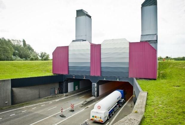"""Liefkenshoektunnel tolvrij: """"Ideale test voor haven"""""""