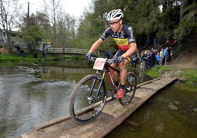 Sven Nys derde op Roc d'Ardenne