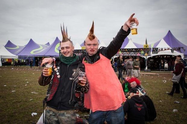Groezrock geeft knaller van startschot voor Vlaams festivalseizoen