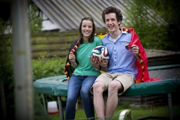 Vastgoedstudent test WK-gastland Brazilië uit voor Rode Duivels