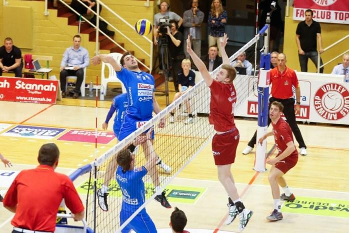 Antwerpen verliest en moet vijfde finaleduel spelen