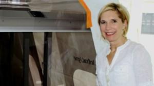 Familie-actrice Vicky Versavel opent derde Infraligne-filiaal