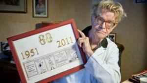 Geestelijke vader Piet Pienter en Bert Bibber overleden