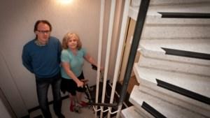 Bewoner weigert traplift voor zieke vrouw