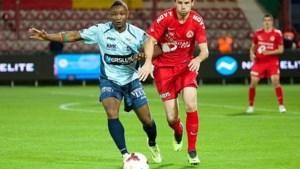 Kortrijk blijft steken op gelijkspel tegen Oostende