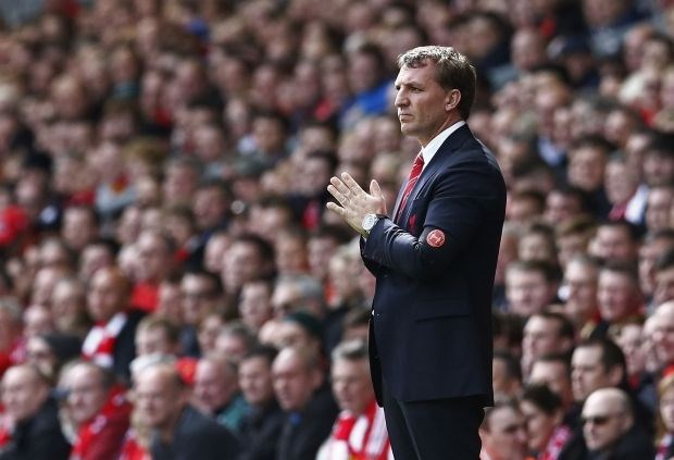 Liverpool-coach Brendan Rodgers is 'Manager of the Year'