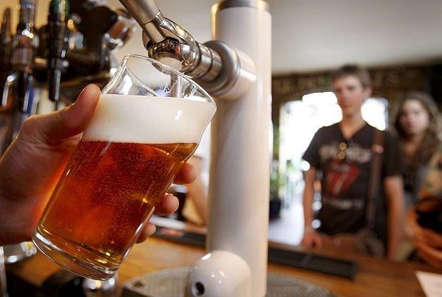 Gemiddelde Belg drinkt 1.066 pintjes per jaar