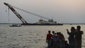 Ferry gekapseisd in Bangladesh: minstens 22 doden