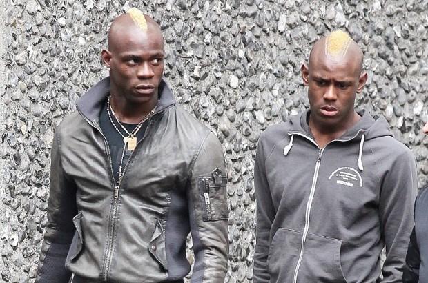Broers Balotelli betrokken bij vechtpartij