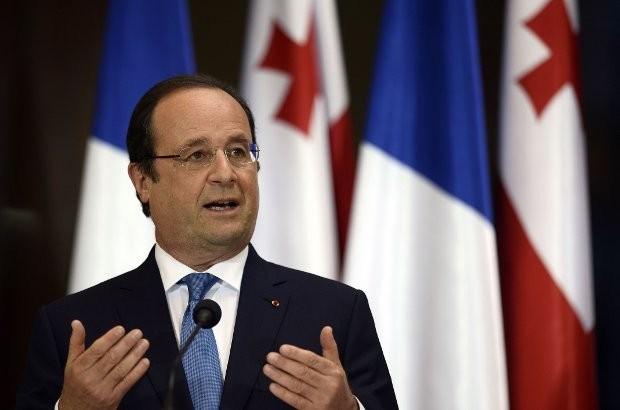 """Hollande: """"Frankrijk heeft een vriend verloren"""""""