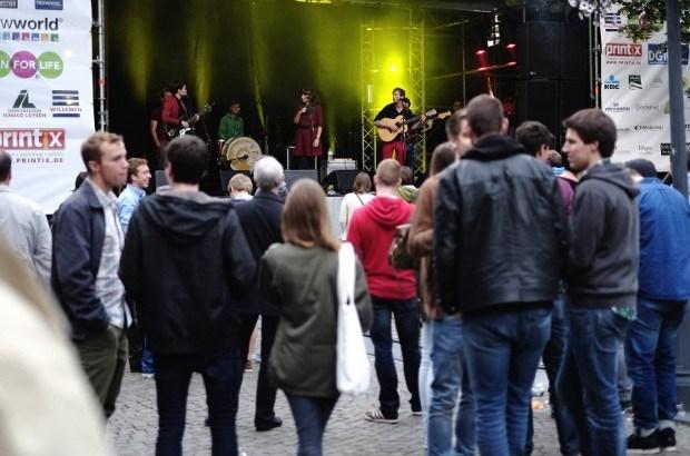 Dijlefeesten trappen festivalzomer op gang met muziek, kunst én voetbal