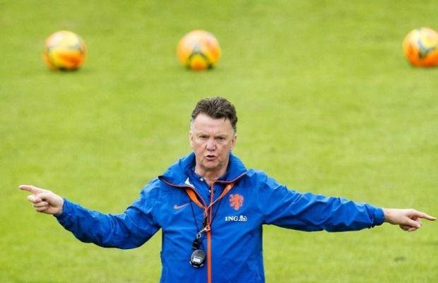 Louis Van Gaal geeft inkijkje in WK-plannen