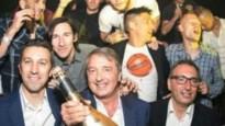 Peperdure champagnefles Anderlecht was eigenlijk voor... Standard