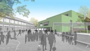 Verbouwingen gestart aan Basisschool Boom Park