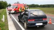 Vrouw ernstig gewond na ongeval