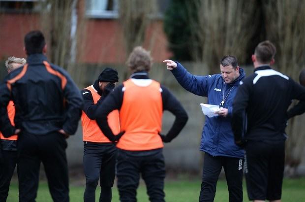 Richard Stricker nieuwe Antwerp-coach