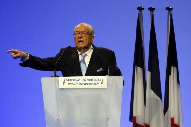 """Le Pen: """"Ebola kan migratieprobleem oplossen"""""""