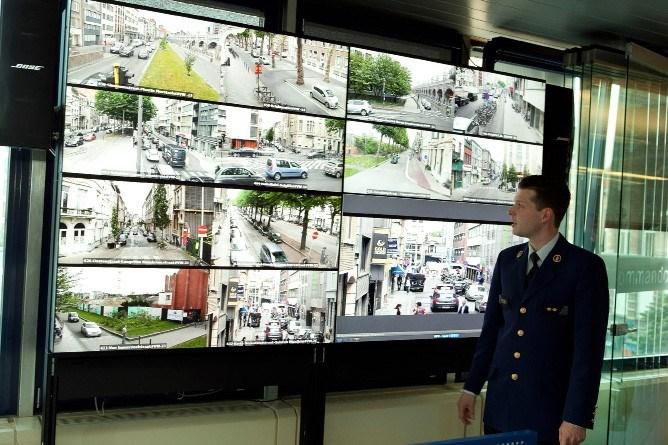43 nieuwe camerapunten voor politie